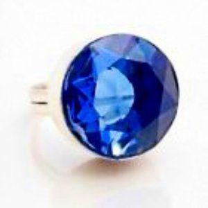Iolite Gemstone Ring